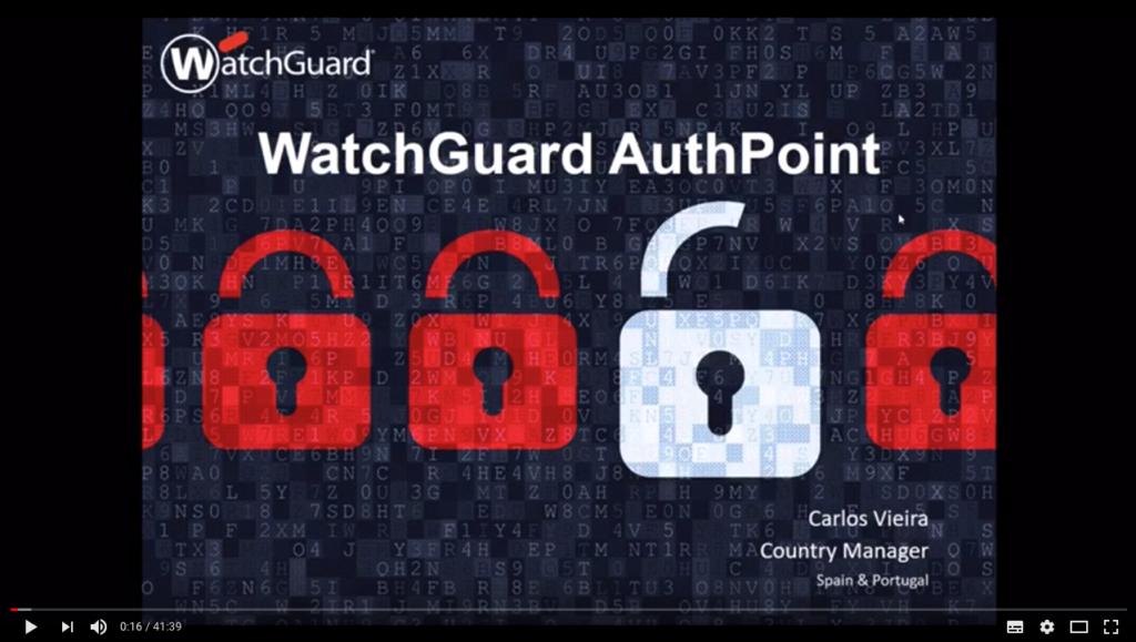 Com protegir el teu negoci amb Authpoint?