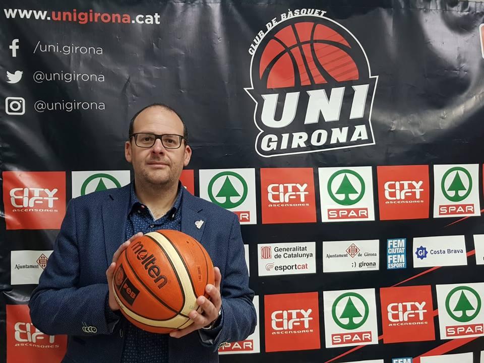 David Ayats, Director General d'Infoself Group, s'incorpora a la junta de l' Spar Citylift Uni Girona
