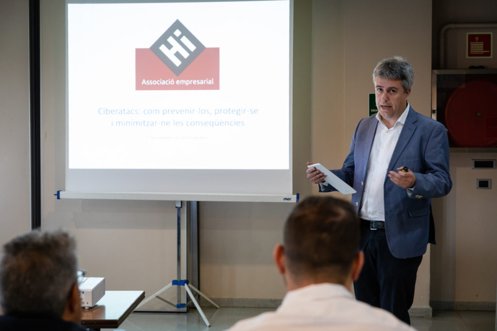 Infoself Group ofereix una xerrada de ciberseguretat a Granollers