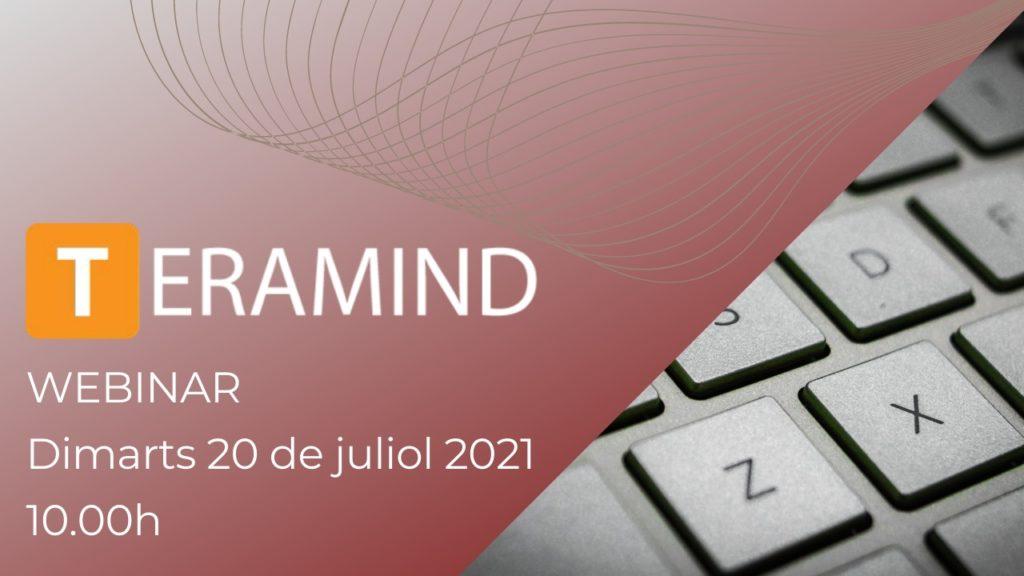 Webinar Teramind martes 20 de julio de 2021